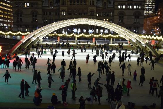 I skate, you skate, he skates...