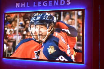 The Hockey Hall of Fame